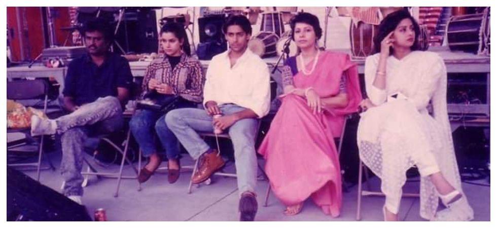 Ram Gopal Varma shares an unseen picture of Sridevi (Photo: Twitter)