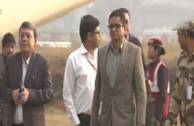 Saradha Scam: CBI grills Kolkata Police chief Rajeev Kumar in Shillong