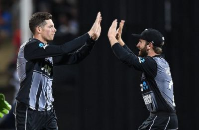 India vs New Zealand 3rd T20I highlights: Hosts win by 4 runs, clinch three-match series 2-1