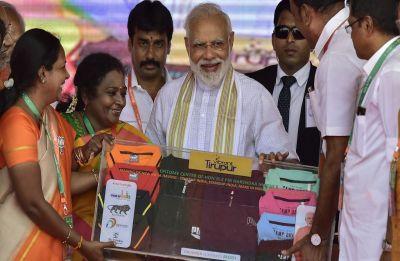 PM Kisan Yojana will ensure over Rs 7 lakh crore in bank accounts of farmers: Modi in Tamil Nadu