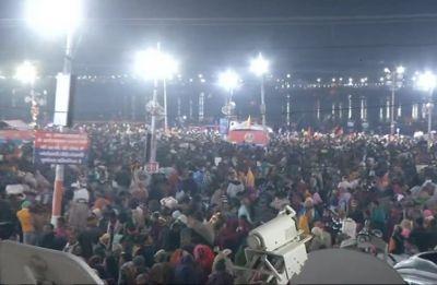 Kumbh Shahi Snan 2019: Crores of devotees to take holy dip on Basant Panchami