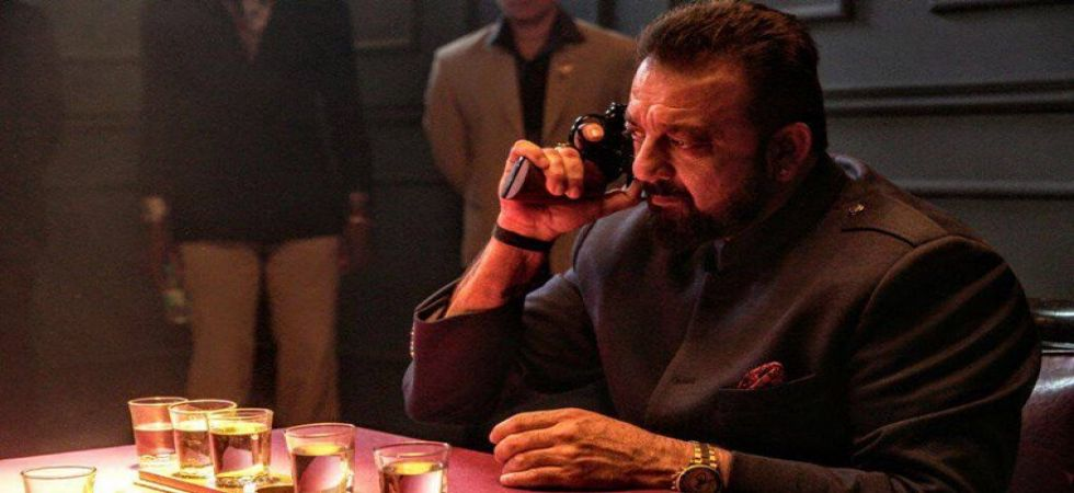 Sanjay Dutt shows support to anti-drug campaign (Photo: Twitter)