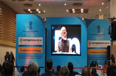 Energy justice is key objective for me and top priority for India: PM Modi at Petrotech 2019
