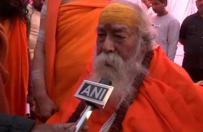 Ram Temple: We will lay foundation stone on February 21, says Swaroopanand Saraswati