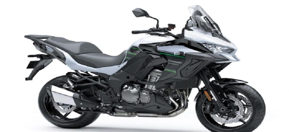 2019 Kawasaki Versys 1000 India price revealed (Image credit: Kawasaki website)