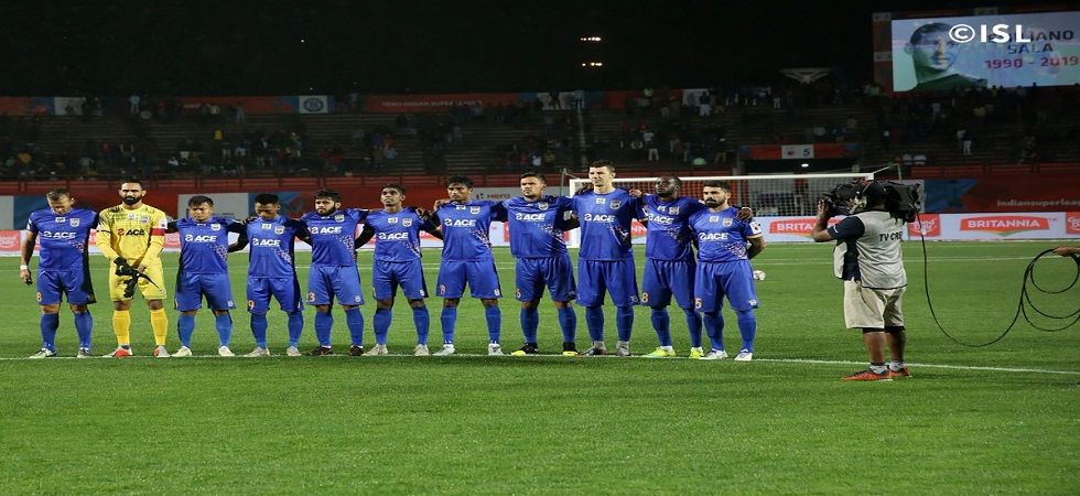 Mumbai FC will look to bounce back against North East United FC (Image Credit: Twitter)