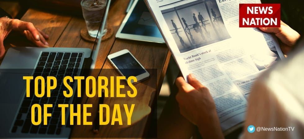 The latest stories of Sunday, February 12.
