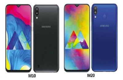 Samsung Galaxy M10, M20 sale begins today, click here to know price and offers