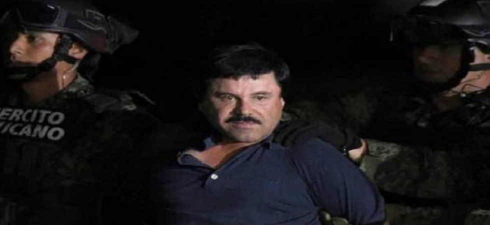 Mexican drug lord 'El Chapo' found guilty by NY jury (file photo)