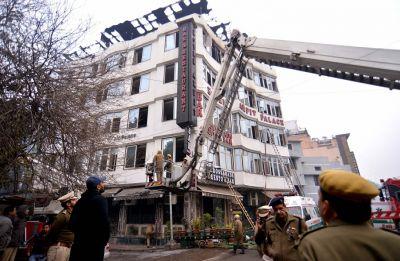 Karol Bagh fire tragedy: 5 facts about Hotel Arpit Palace you want to know