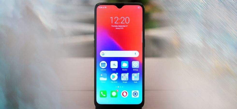 Chinese smartphone Realme C1 (2019) is now available for buyers via open sale (Photo: Twitter)