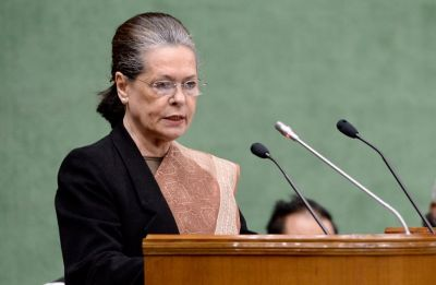 Bluff, bluster and intimidation have been Modi govt's philosophy, says Sonia Gandhi in CPP meet