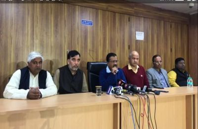 'Supreme Court verdict against Constitution, I can't even transfer peon,' says Arvind Kejriwal