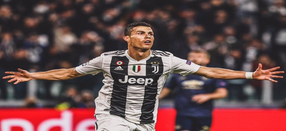 Portuguese star Ronaldo brought his tally to 20 goals for Juventus (Image Credit: SPORF)