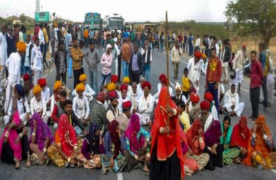 What will happen to Gujjar quota stir? 'Final decision by this evening,' says Kirori Singh Bainsla
