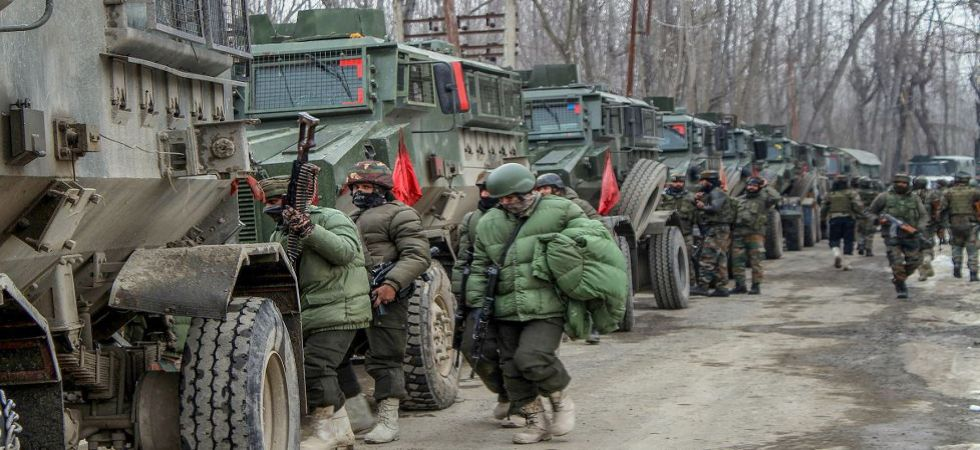 Pulwama IED blast: Death count in JeM terror attack rises to 30 (Photo Source: PTI)