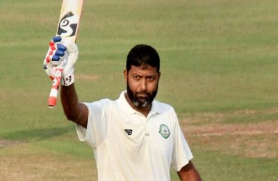 Wasim Jaffer has a piece of advice for the young talent