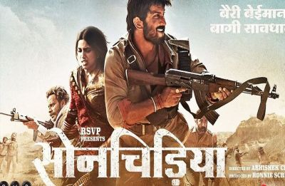 Localities of Chambal gathered on the sets of Sonchiriya after this scene