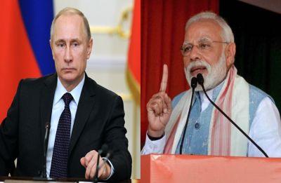 Pulwama Attack: Ready for counter-terrorist cooperation, Russian President Vladmir Putin writes to PM Modi