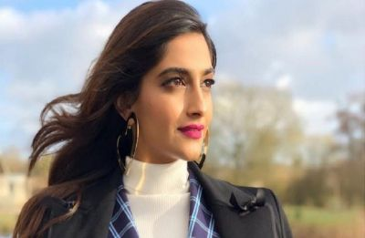 Sonam Kapoor changed her name on social, here's why?