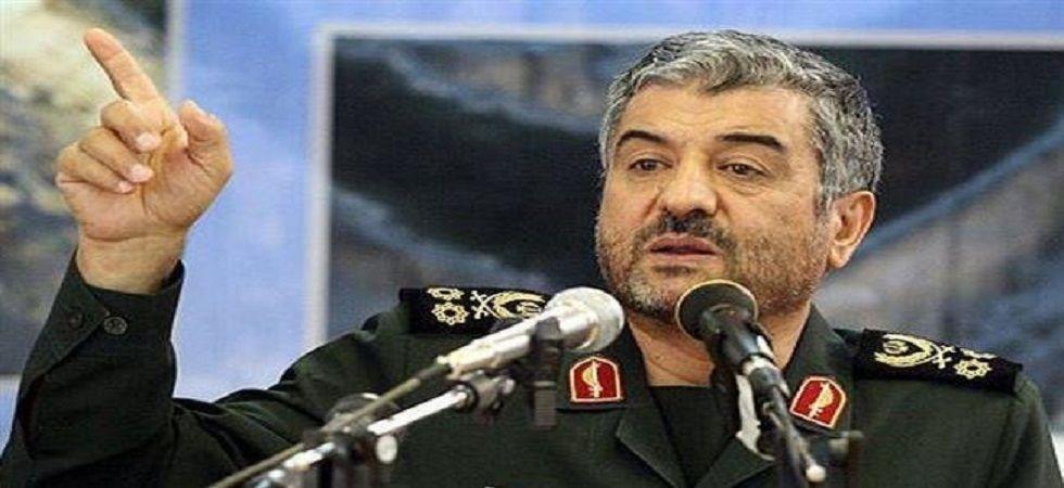Major General Mohammad Ali Jafari.
