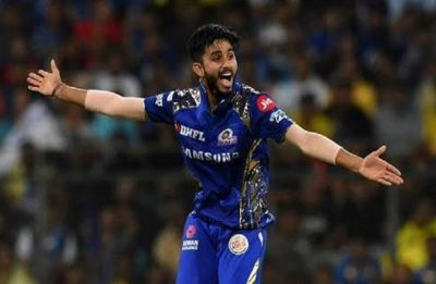 Mayank Markande 'did not expect' call to the Indian cricket team for Australia series