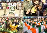Pulwama Attack LIVE | Tributes pour in for CRPF jawans killed in J&K
