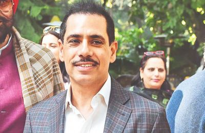 Robert Vadra talks about 'relentless harassment' he faced at ED's hands