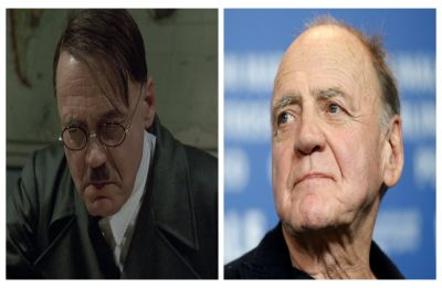 Bruno Ganz, who played Adolf Hitler in 'Downfall', dies at 77