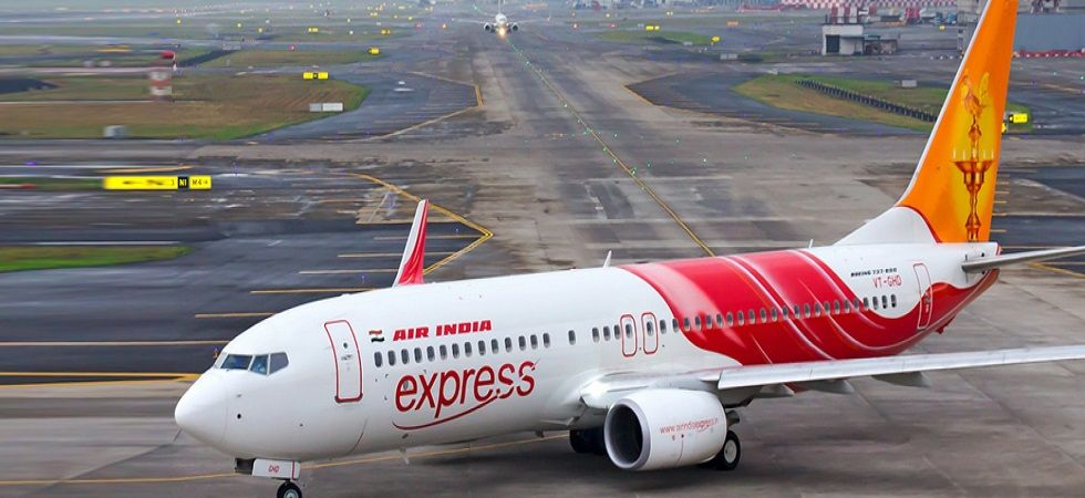 Air India Express launches international operations from Surat (File Photo)