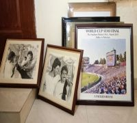 Pulwama Terror Attack: Pictures of Pakistani cricketers removed from Mohali Stadium