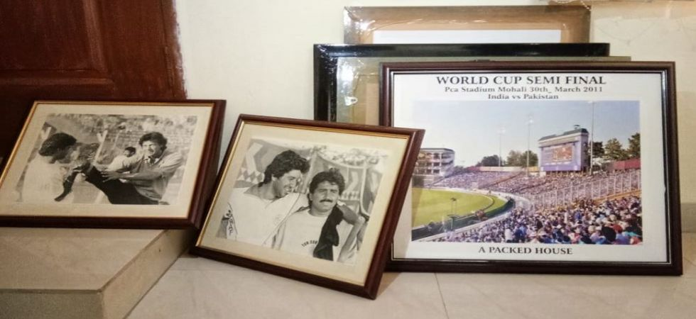 PCA removes Pakistani cricketers pictures from Mohali Stadium