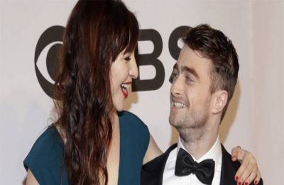 Daniel Radcliffe recalls his first meeting with girlfriend Erin Darke
