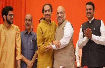 BJP, Shiv Sena announce 25-23 seat sharing formula for Lok Sabha Elections 2019