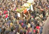 Major Chitresh Singh Bisht 'amar rahe'! India bids tearful adieu to Nowshera martyr