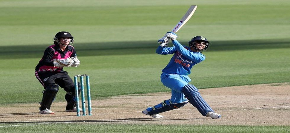 Smriti Mandhana is currently on top of the ODI rankings in women's cricket after a wonderful tour of New Zealand. (Image credit: Twitter)