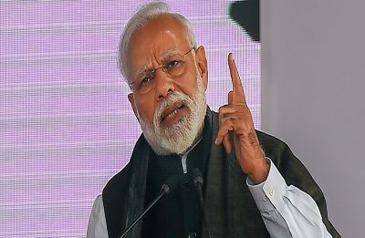 Negative minded people are insulting our engineers, says PM Modi
