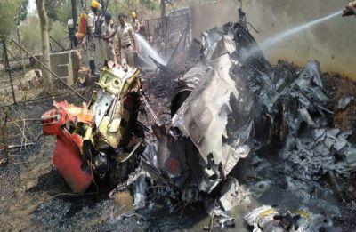 1 IAF pilot of Surya Kiran Aerobatic team dies in Yelahanka crash during Aero India rehearsal