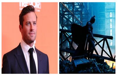 Armie Hammer reportedly in 'final talks' to take over Ben Affleck's DC role as Batman
