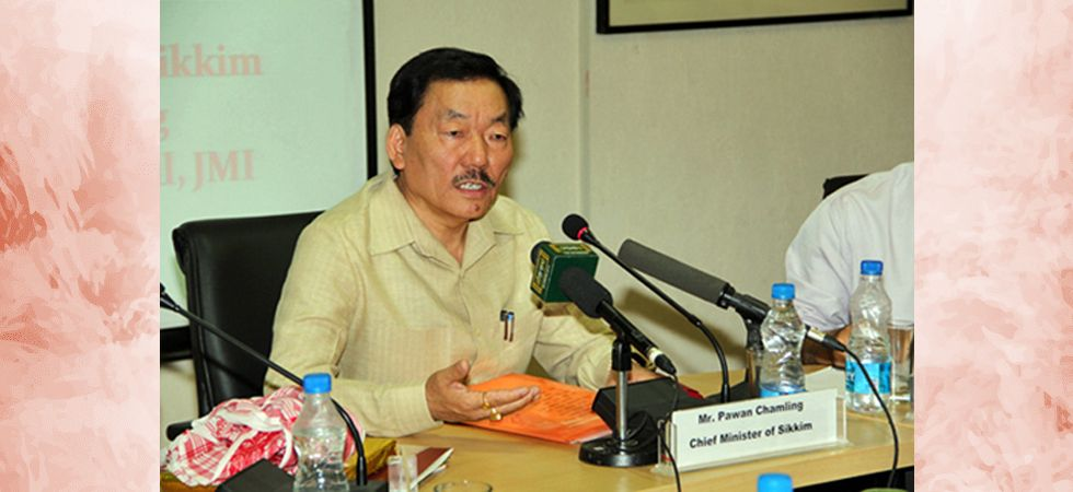 The Sikkim Democratic Front (SDF) under Chief Minister Pawan Kumar Chamling has been ruling the state since 1994. Chamling is the longest-serving chief minister of any state in India. (File photo)