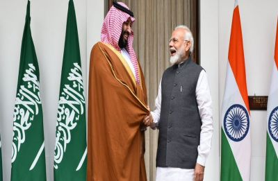 Saudi Arabia Crown Prince announces five times more investment in India than Pakistan