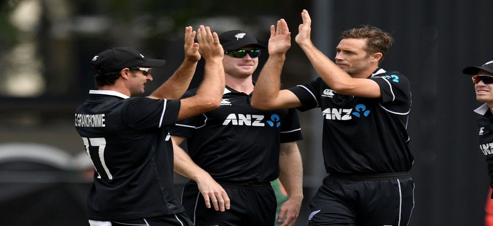 Tim Southee picked up 6/65 as New Zealand defeated Bangladesh by 88 runs in Dunedin to win the series 3-0. (Image credit: ICC Twitter)