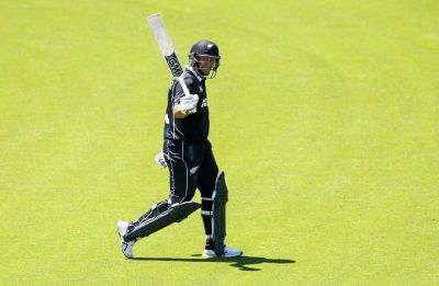 Ross Taylor becomes leading run-getter for New Zealand in ODIs, breaks Stephen Fleming's record