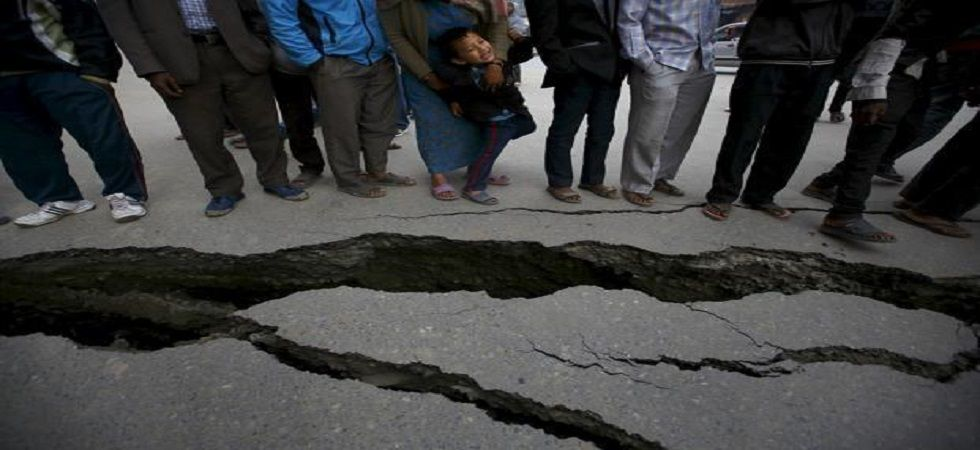 Earthquake in Maharashtra: Three successive tremors jolt Palghar