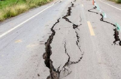 Earthquake measuring 4 hits North India, epicentre in Baghpat