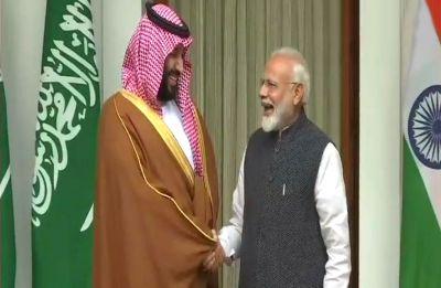 India, Saudi Arabia have thousand years of blood ties, says Mohammed bin Salman