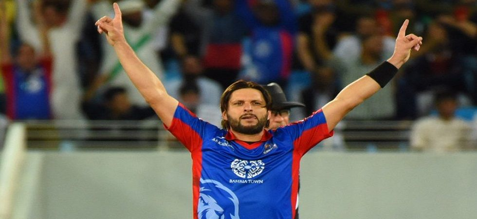 Shahid Afridi has said Prime Minister Imran Khan has spoken on the Pulwama terror attack in a positive and clear way. (Image credit: Twitter)