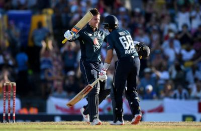 England achieve third-highest chase in ODI history in Barbados clash against West Indies