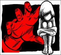 Gurugram man charged for raping live-in partner's adopted child