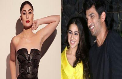 Kareena Kapoor Khan has dating advice for Sara Ali Khan and it involves Sushant Singh Rajput